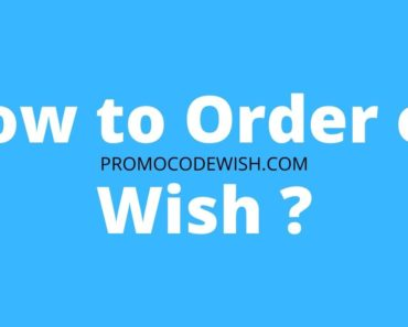 How to Order on Wish