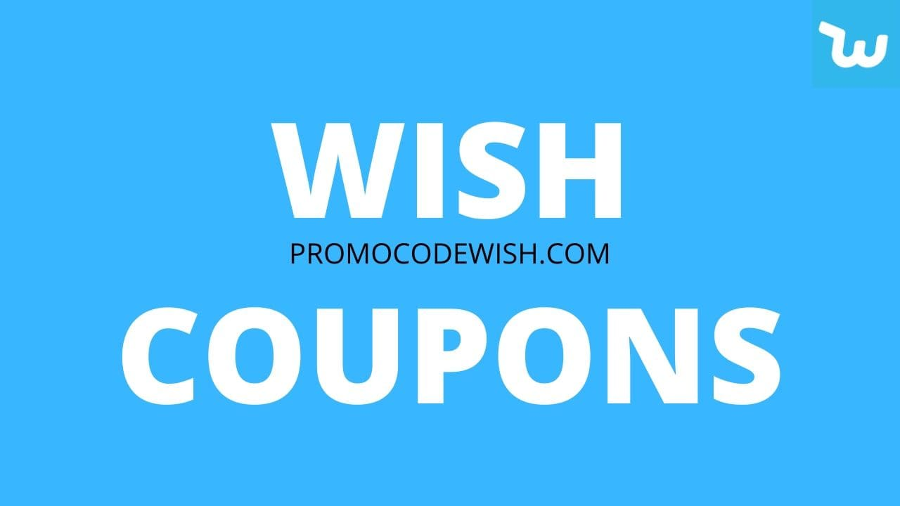 Wish Coupons