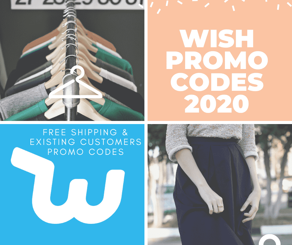 10+ Wish Promo Codes: Jan 2021 – 100% Off | Daily Updated
